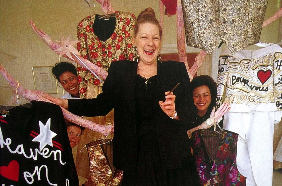 Annie Bonza New Zealand Fashion Museum