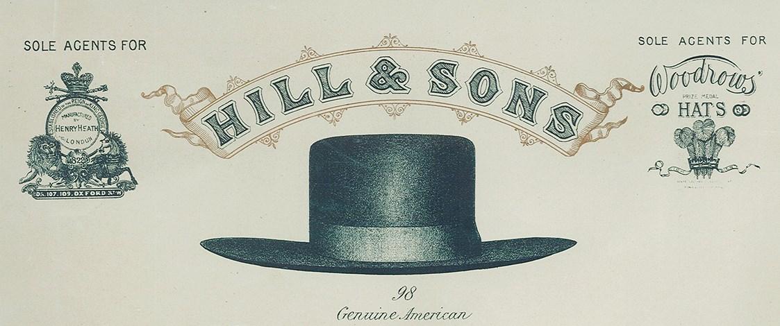 b7ca1873754 Hills Hats - New Zealand Fashion Museum