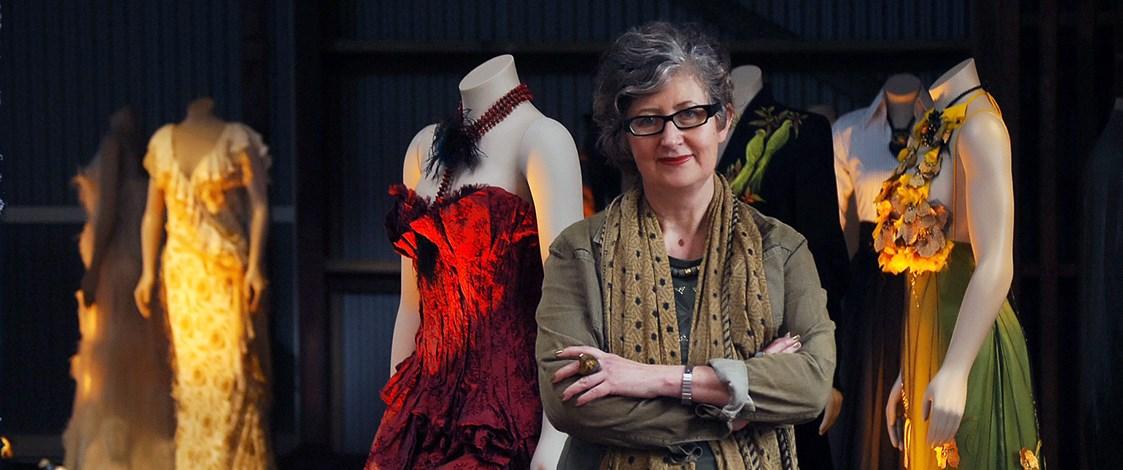 Liz Mitchell New Zealand Fashion Museum